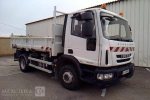IVECO BENNE BLANC DL-459-WC
