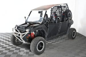 POLARIS RZR 4 XP 800 LIMITED DE 2013 NOIR RZR4