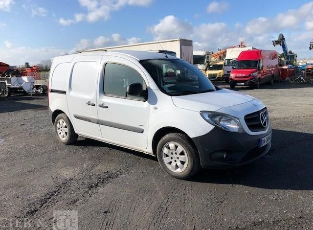MERCEDES CITAN LONG SELECT 2PL BLANC DA-304-JS